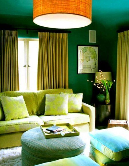 Colour theory the colour wheel and its use in interior - Color wheel interior design ...