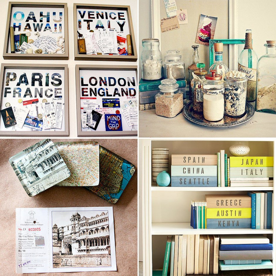 How-Display-Travel-Souvenirs