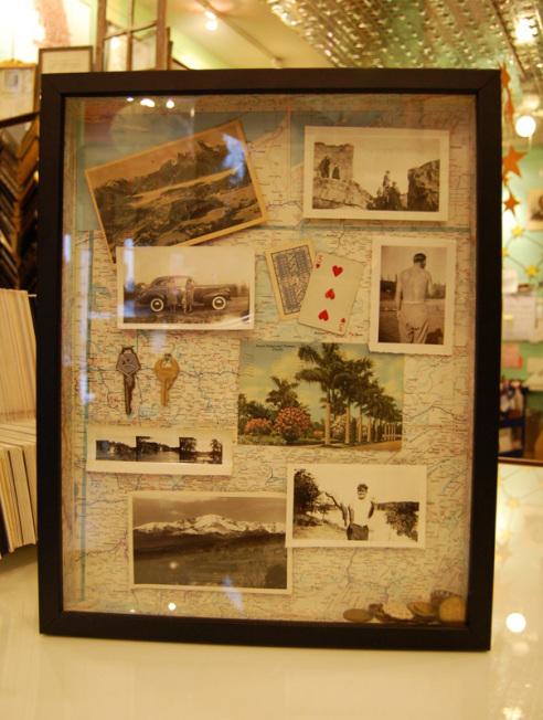 deep box memory frames