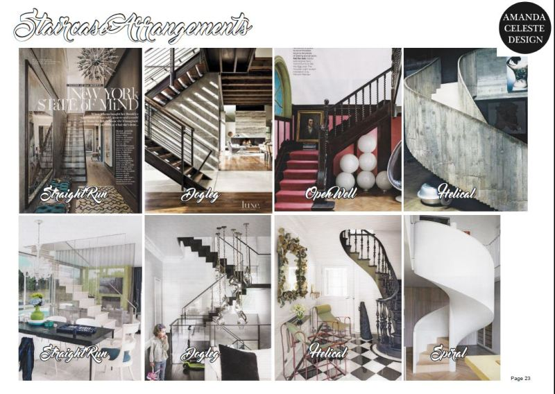 Staircase Arrangements