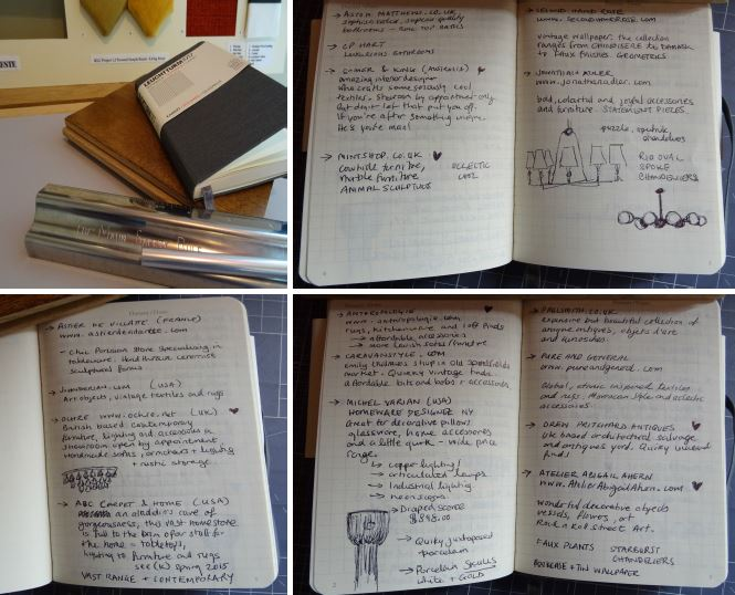 Supplier Sourcing Notebook